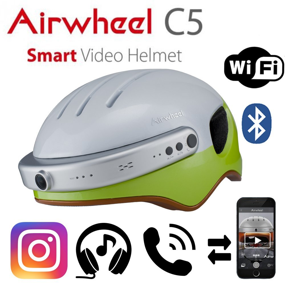 AirwheelC5_smart-helmet