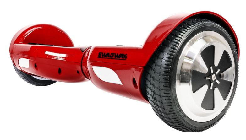 SwagwayX1-hoverboard-red