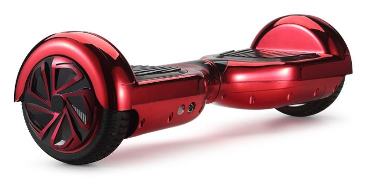 Vecaro-GlideX-hoverboard-red